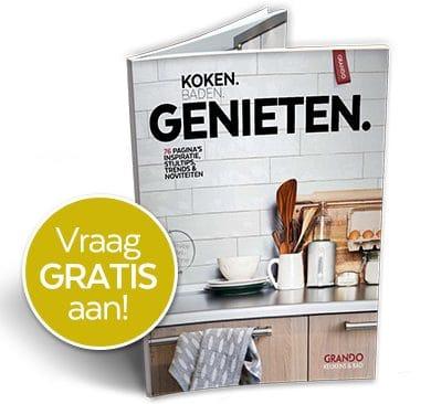 Keuken kopen? Bestel het gratis keukenmagazine