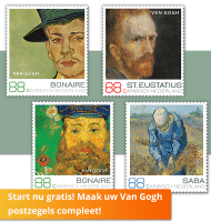 De Meesterwerken van Van Gogh met jubileumkorting