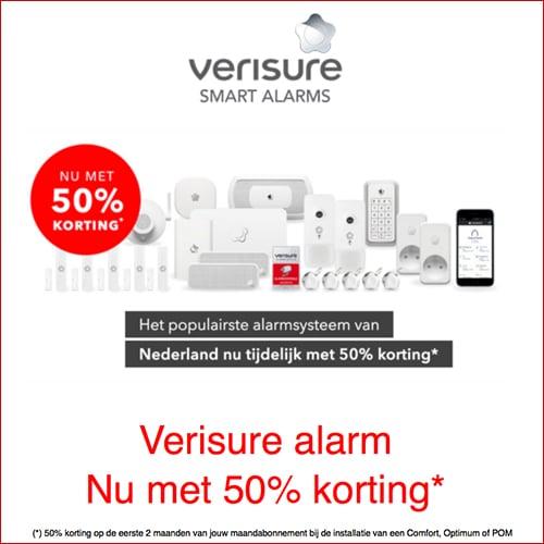 Het beste Alarmsysteem! Gratis advies en 50% korting