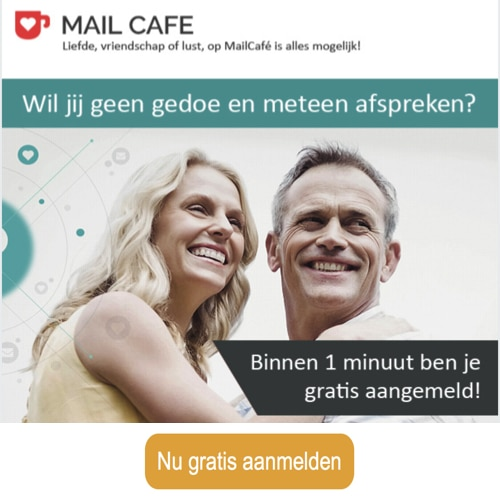 MailCafe direct contact met gelijkgestemde!