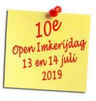 Kom Gratis naar de Landelijk Open Imkerijdag