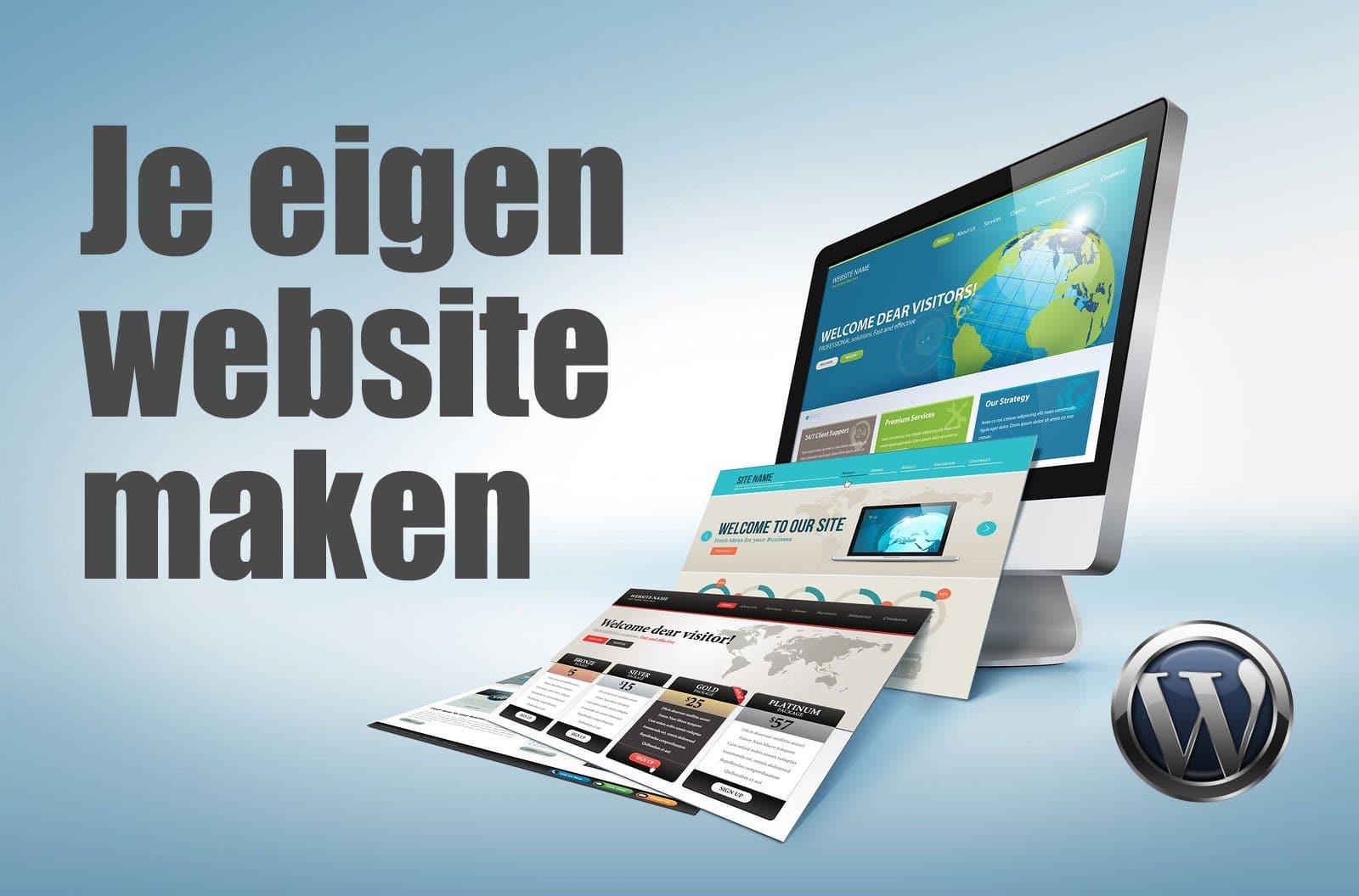 Bij Mijndomein 1 jaar gratis webhosting Domeinnaam kopen is niet nodig.