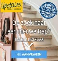 Upstairs Traprenovatie Gratis en vrijblijvend advies