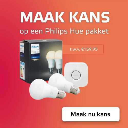 Wil je een gratisPhilips Hue lampen pakket ontvangen? Schrijf je dan in bij Enco energie en start vandaag nog met besparen. Overstappen is geld verdienen!