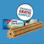 Gratis Dentalife Sample voor je hond of kat