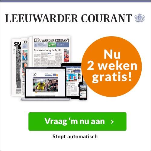 Lees 2 weken de Leeuwarder Courant Gratis