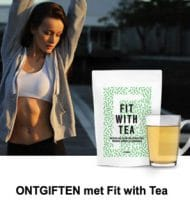 Gratis Pure Detox Thee proberen. Fit With Tea
