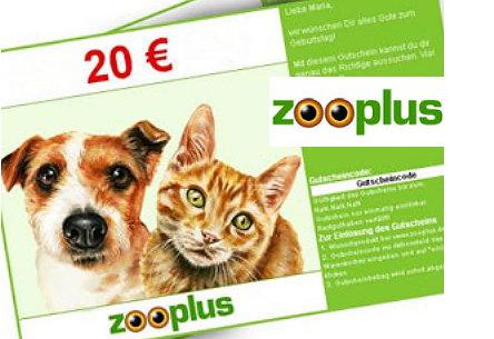 Gratis snacks voor Kat en Hond bij Zooplus