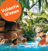 Win een Center Parcs vakantie in Villages Nature Paris