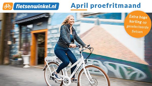 Gratis Proefrit voor een E-bike met laagste prijsgarantie