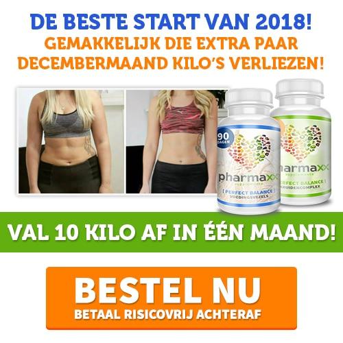 Ga de strijd aan met je gewicht en laat Pharmaxx Health life je helpen om je doel te bereiken. Val binnen 1 maand 10 kilo af. Nu met gratis verzending.