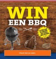 Win nieuwe Weber Barbecue. Doe gratis mee!