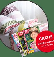 Troskompas met gratis Dekbedovertrek t.w.v. € 59.