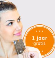 Visa World Card 1 jaar gratis inclusief aankoopverzekering
