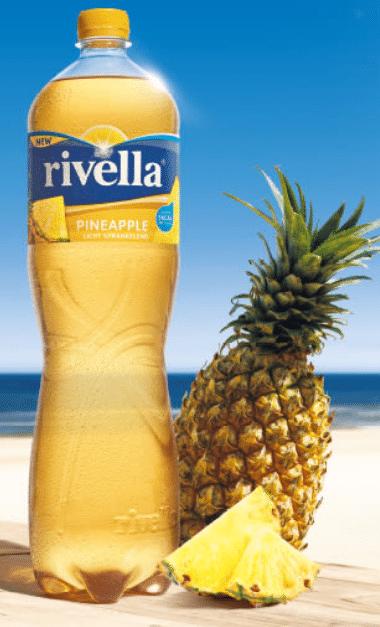 Rivella Pineapple 1,5 Liter gratis proberen | Geld Terug Actie