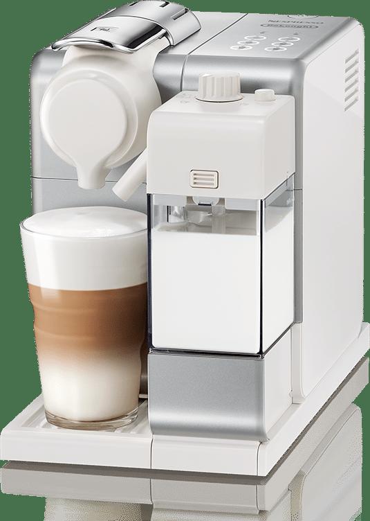 Win een Nespresso Lattissima