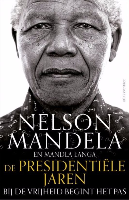 """Wil je """"De toekomst van Nelson Mandela""""gratis ontvangen? Vul snel het formulier in met je gegevens.Reageer snel, want op is op."""