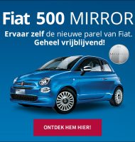 Private Lease van de FIAT 500 is zo gek nog niet!