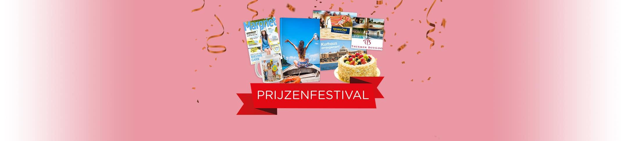 Terug van vakantie en genoten? Schrijf je in voor het Smartphoto prijzenfestival en win fotoboeken, wanddecoratie en losse fotoafdrukken.