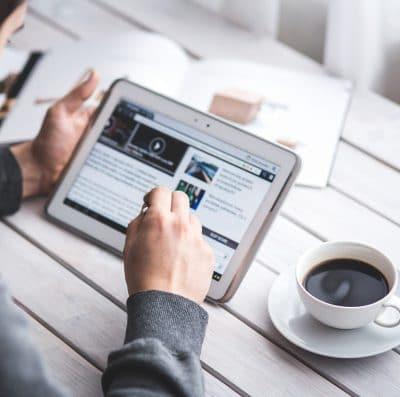 Wat voor lezer ben jij? Gratis online kranten lezen?