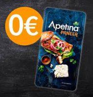 Wil Apetina Paneer eens gratis proberen?