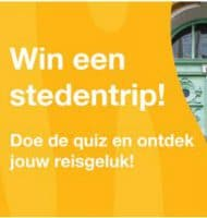 Doe mee en Win een Gratis Travelbird voucher
