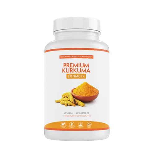 Premium Kurkuma Extracthelpt de pijn verzachten bij reuma en artritis of ouderdomsgerelateerde gewrichtsklachten. Profiteer van 30% korting.