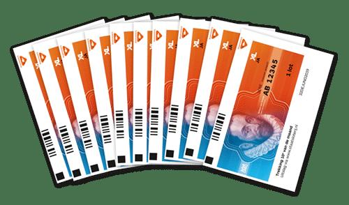Ontvang gratis Staatsloterij Lot | Wat doe jij met 1 miljoen?