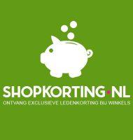 Shopkorting bij 1600 webwinkels | Pak Gratis je voordeel