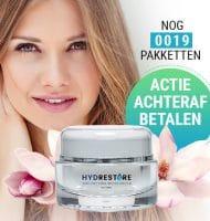 Hydrestore gezichtscrème minimaliseert rimpels en lijntjes