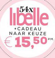 Libelle abonnement met gratis cadeau t.w.v. € 129.90