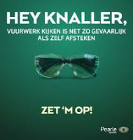 Gratis vuurwerkbrillen bij Pearle Opticiens