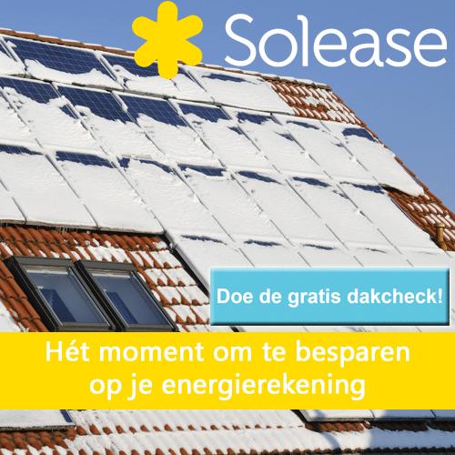Vraag Gratis dakcheck voor Zonne energie