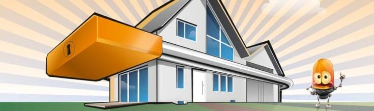 Ontvang gratis offertes voor huisbeveiliging