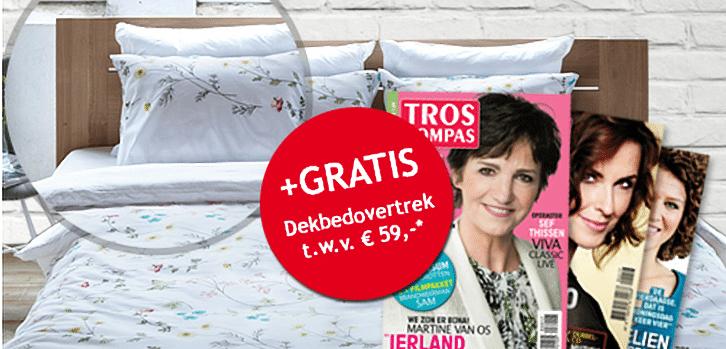 Troskompas met gratis Dekbedovertrek t.w.v. € 59