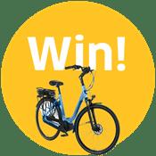 Doe de EnergieCheck en win een luxe E-bike