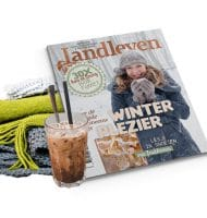 Gratis Landleven tijdschrift of kans op Apple iPad