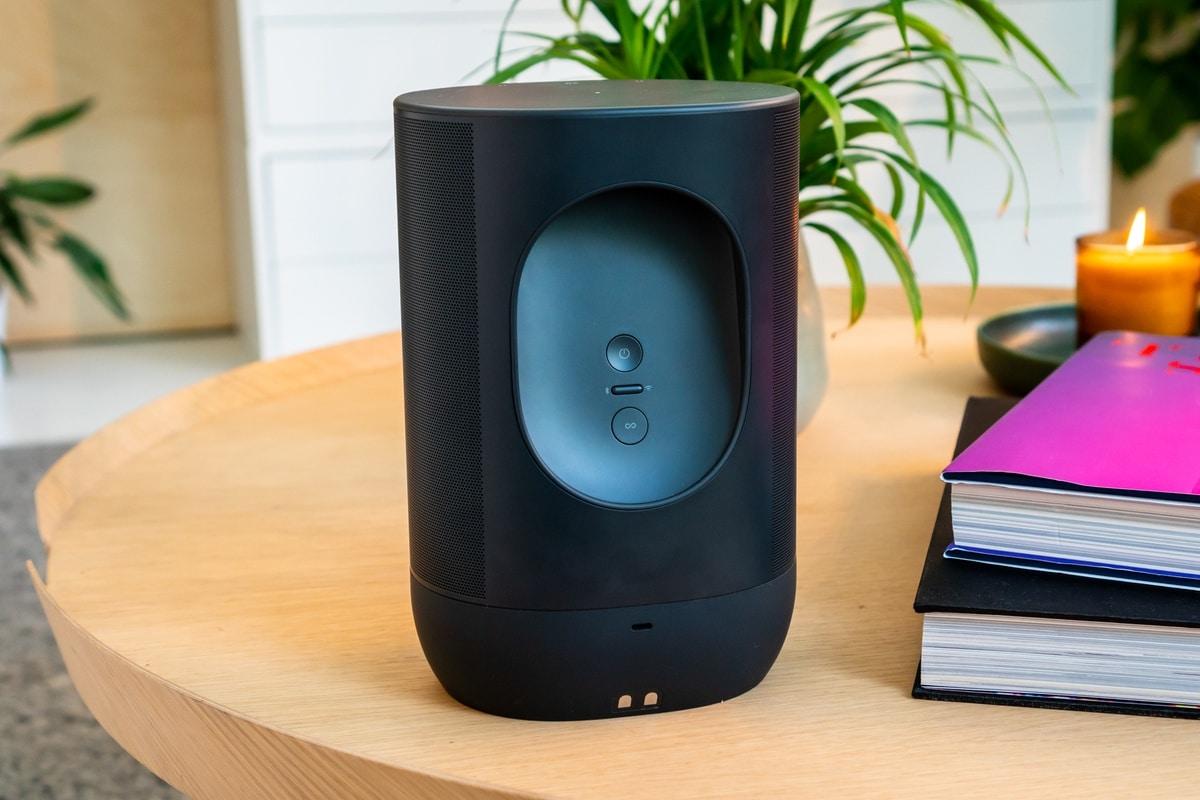 Wil je de Sonos Move speaker Gratis testen?