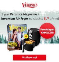 Gratis Inventum Airfryer bij Veronica abonnement