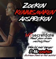 Bij MySecretdate een gratis account en inschrijving