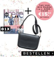 Libelle abonnement met gratis tas Iris Maree t.w.v. € 295