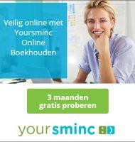 Gratis boekhoudsoftware van Yoursminc!
