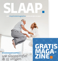 Gratis Slaap magazine boordevol tips