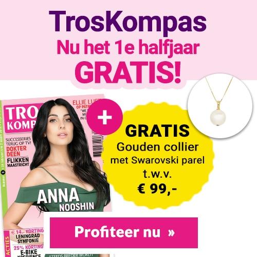Gratis zilveren sieradenset van Abrazi t.w.v. € 99.-