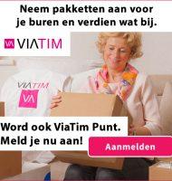 Verdien geld met een ViaTim afhaalpunt