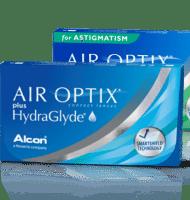 Air Optix maandlenzen gratis proberen