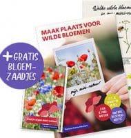 Gratis bloemzaadjes van Natuurmonumenten