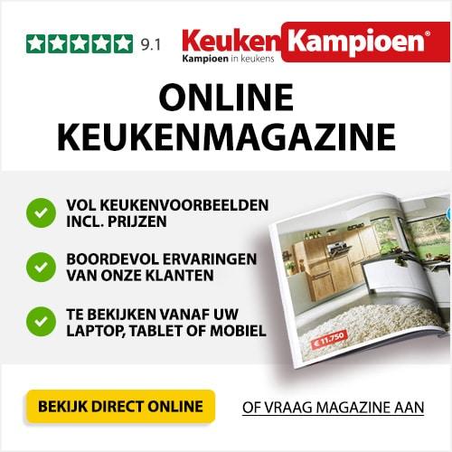 Gratis Keukenkampioen magazine vol inspiratie