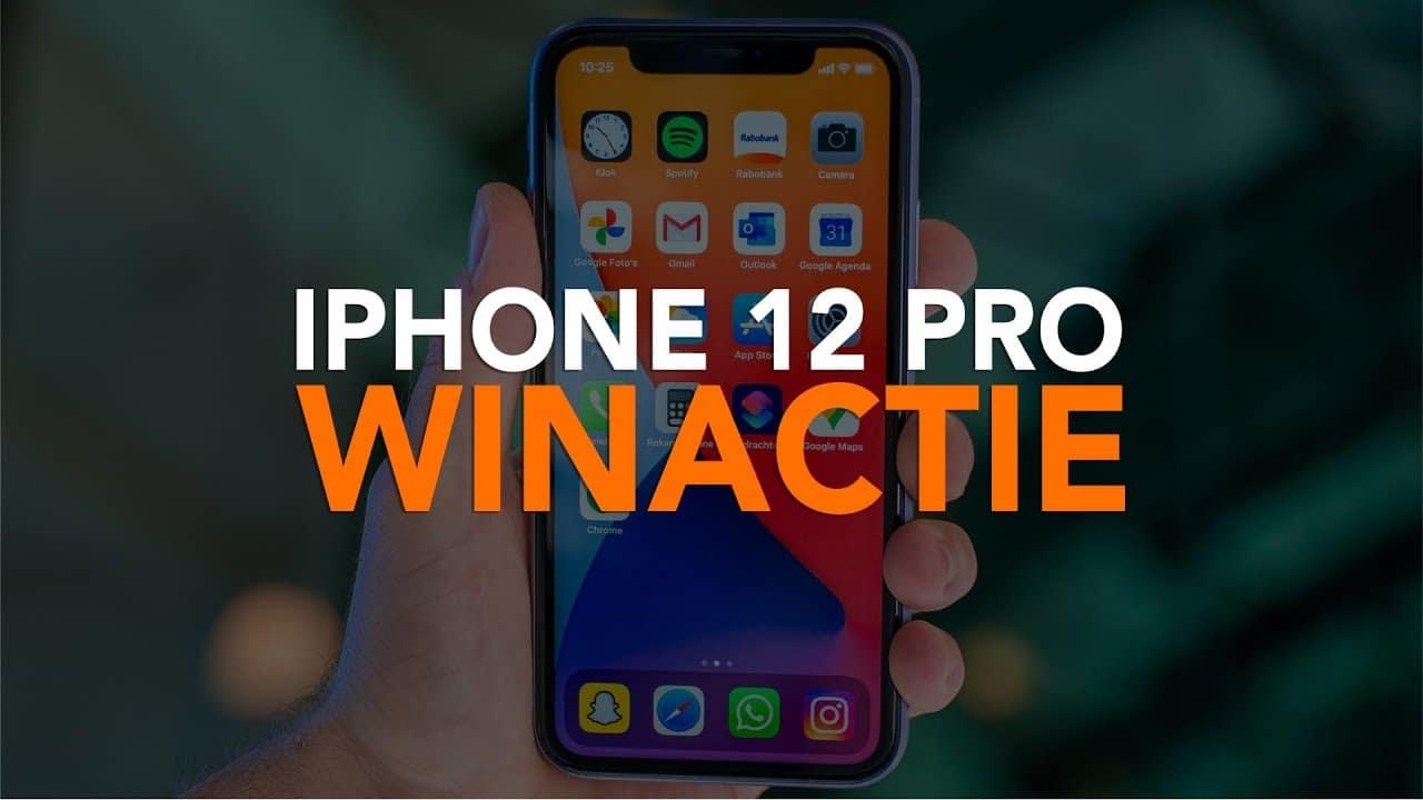 Testers gezocht voor de nieuwste iPhone 12