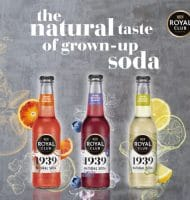 Gratis Royal Club 1939 Natural Soda proberen